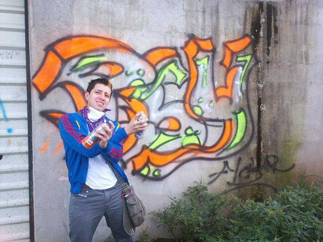 Graffitindo Otros Industrial Otros