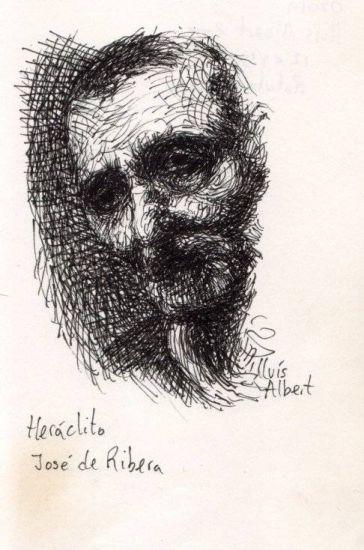 Heráclito (José de Ribera) Rotulador