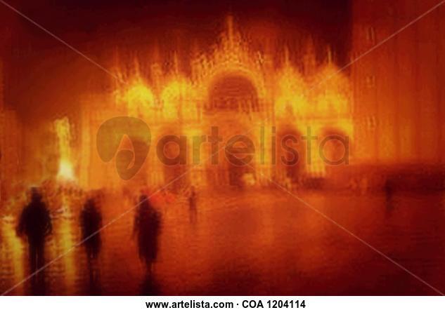 Fuego veneciano Architecture and Interiorism Color (Digital)
