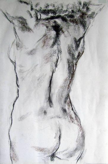 desnudo femenino 1 Otros Papel Desnudos