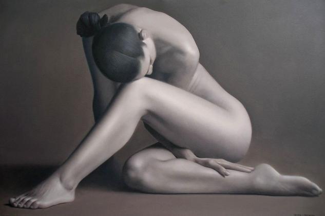 Desnudo Nude Paintings Oil Canvas