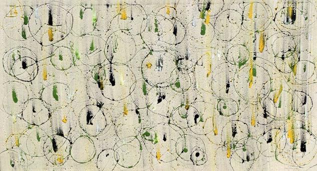 Untitled No. 118 Otros Acrílico Lienzo