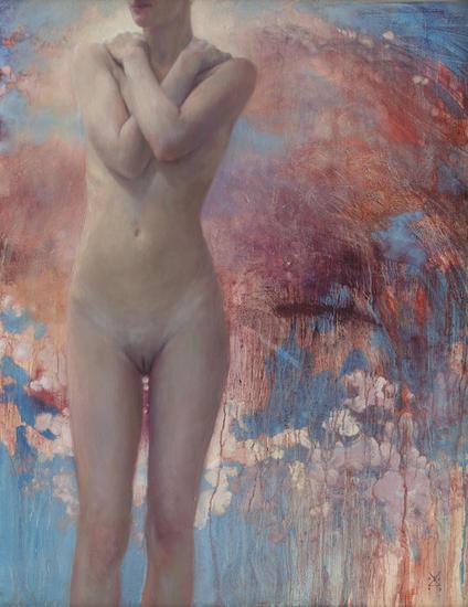 Mujer Lienzo Óleo Desnudos