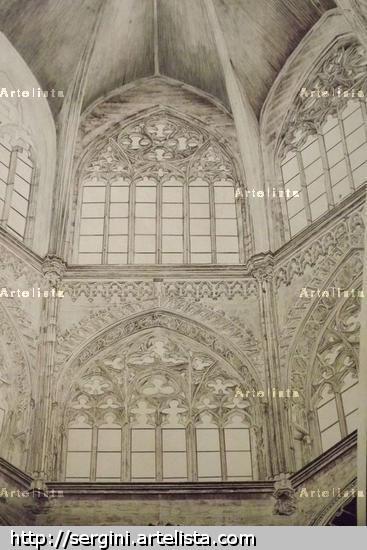 interior catedral de valencia, 1 Otros Otros Cartulina