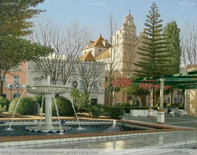 Alameda - iglesia el carmen