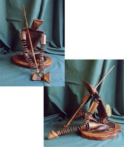 Quijote l Mixta Metal