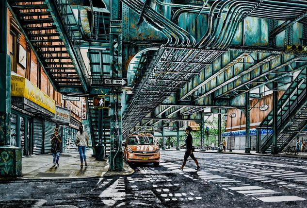 New York #73 Paisaje Otros Otros