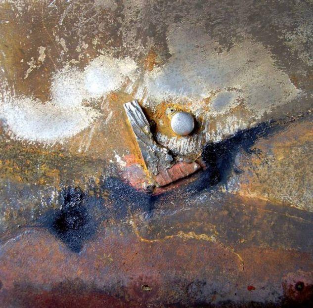 espacio V.707 Hierro Abstracta