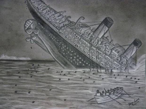 Titanic Hugo Lucas Artelistacom