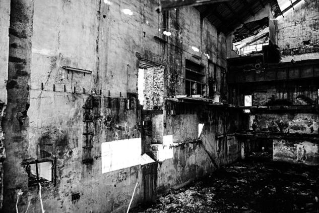 El mundo / The world Conceptual/Abstract Black and White (Digital)