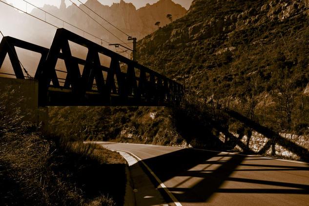 The bridge Color (Digital) Arquitectura e interiorismo