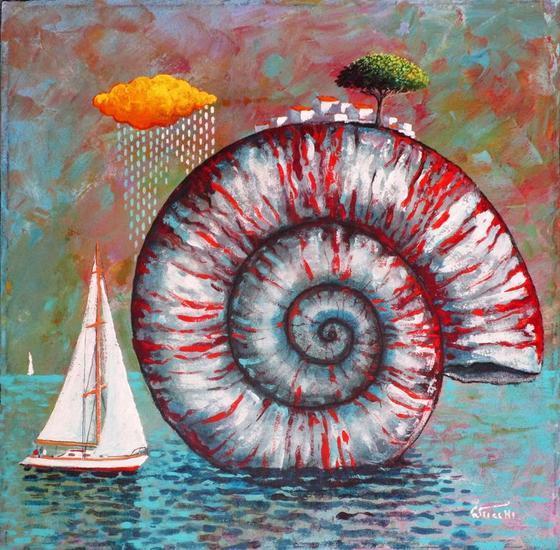 Nautilus Otros Acrílico Marina