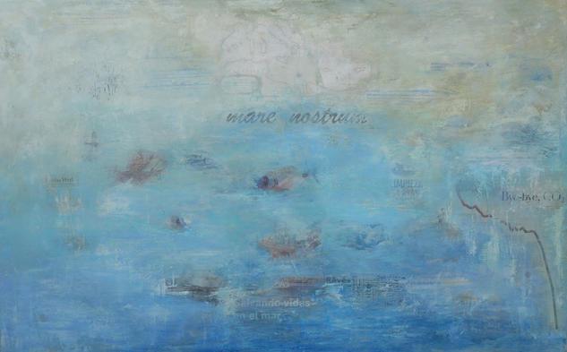 Mare Nostrum Marine Canvas