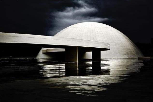 Luna Brasileña Color (Digital) Arquitectura e interiorismo