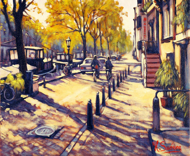 Amsterdam.- paseo
