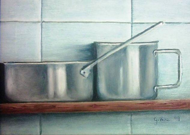 Jarros Canvas Oil Still Life Paintings