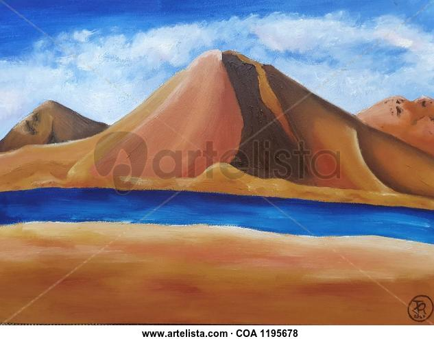 Desierto  Landscaping Oil Card