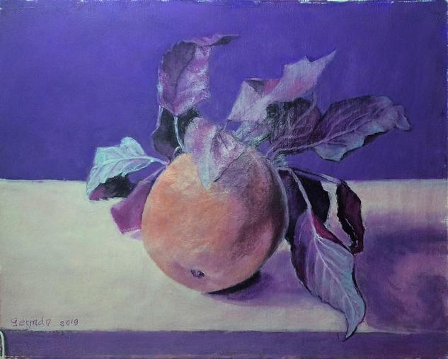 fruta Bodegones Óleo Lienzo