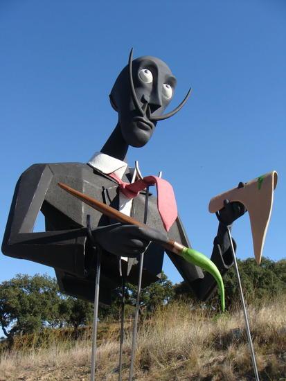 Salvador Dali Figurativa Mixta