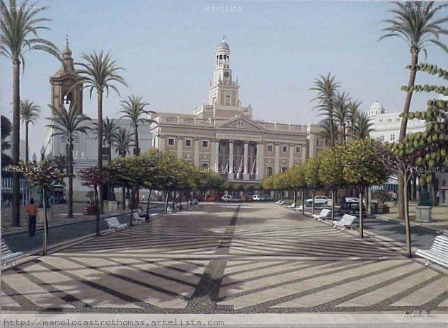 Plaza de san juan de dios - ayuntamiento