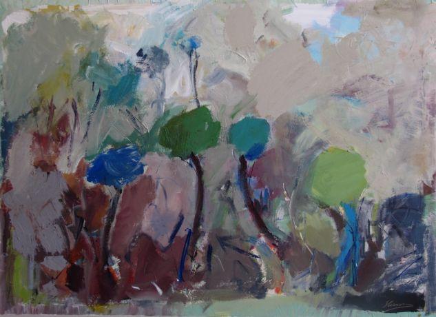 el bosque de colores (primavera)