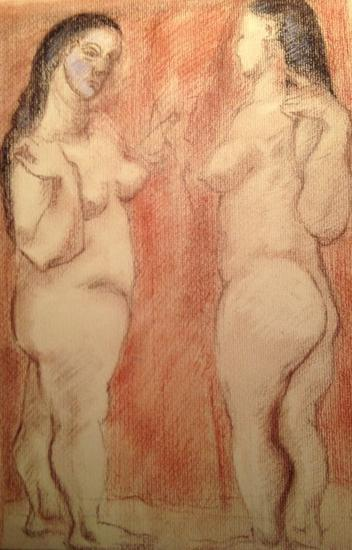 estudio del moderno, Picasso