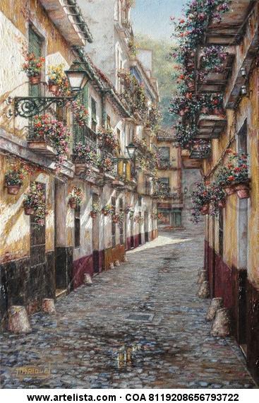 Calle Coto de Doñana