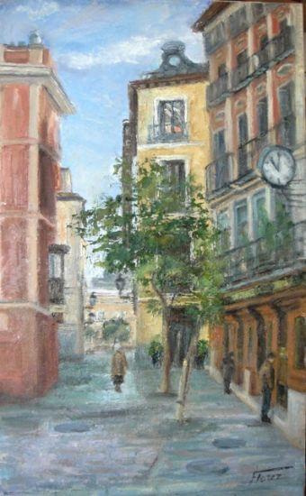 calle postas - madrid