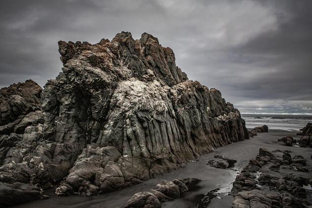 La roca / The rock Nature Color (Digital)