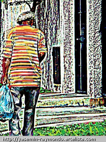 OLD MAN WALKING