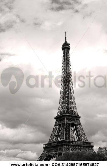 paris Blanco y Negro (Digital) Viajes