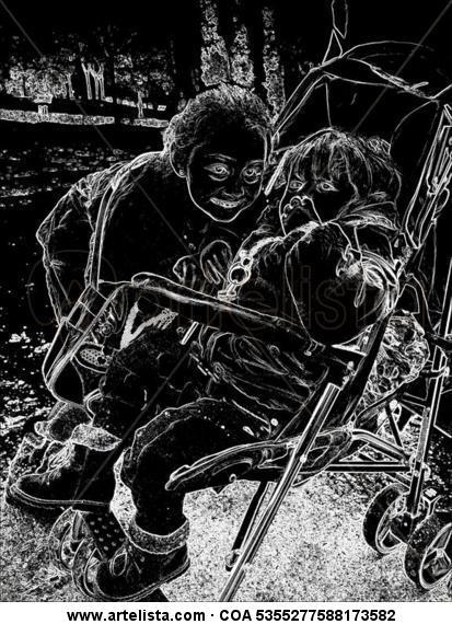 Dibujo digital Retrato Técnicas alternativas