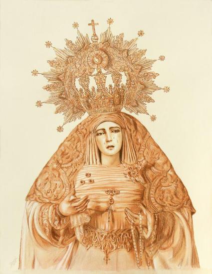 maria santisima del mayor dolor y traspaso, tocina (sevilla).