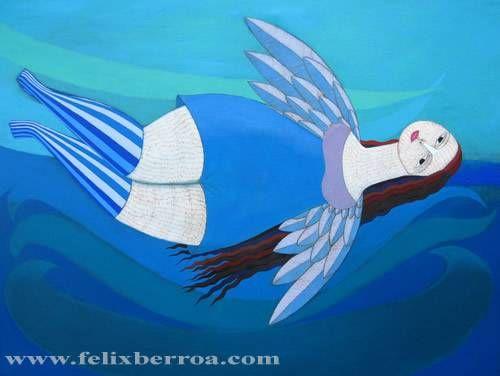 Over the Sea - Elvin Miguel