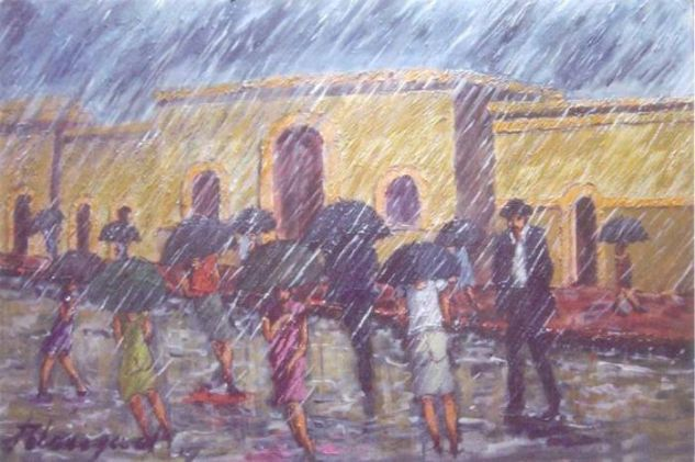 Dia de lluvia - Pedro Polengard