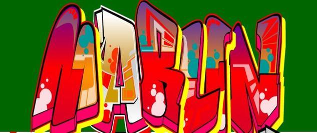Grafitti De Marlin