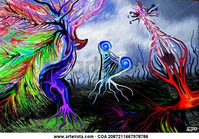 Fantasía de las palmas 33
