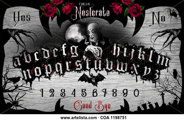 Nosferatu Ouija
