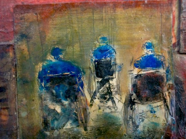 """""""Los hombres de las sillas o la la invención de la soledad"""""""