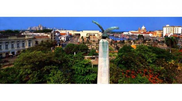 Cartagena-Volando con el Ave