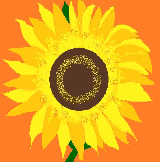 GIRASOL Others Others Floral Painting