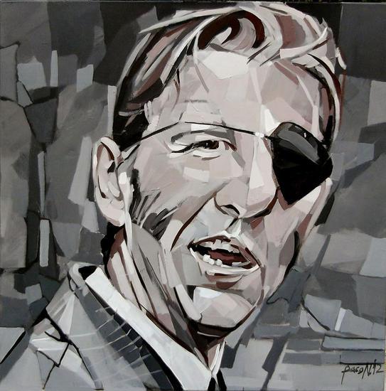 Retrato de Juan José Padilla