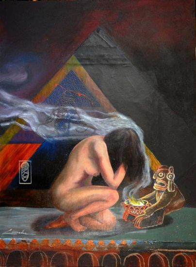Hechizo de mujer | Cuadro