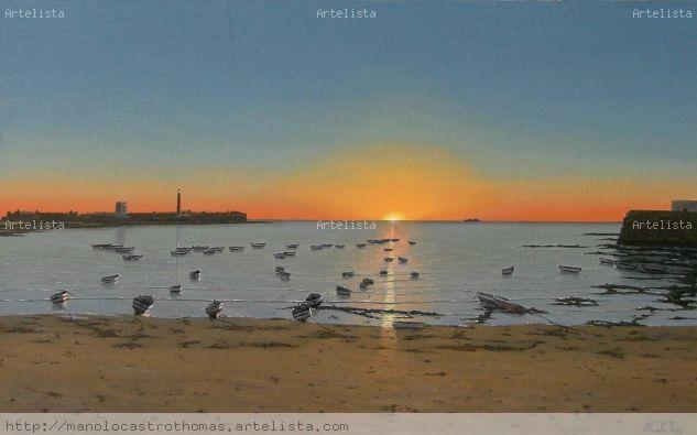 La caleta puesta de sol 2