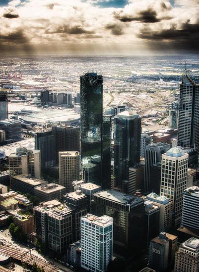 The future of Melbourne Color (Digital) Arquitectura e interiorismo