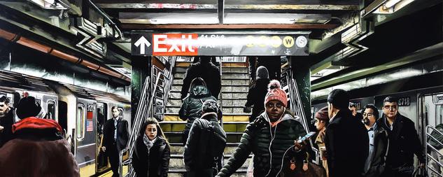 New York #45 Tabla Otros Figura