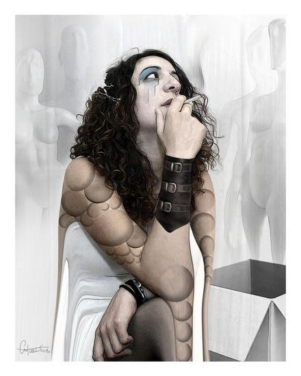 La mujer que espera