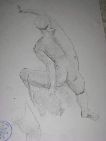 Movimiento Anatomico Graphite