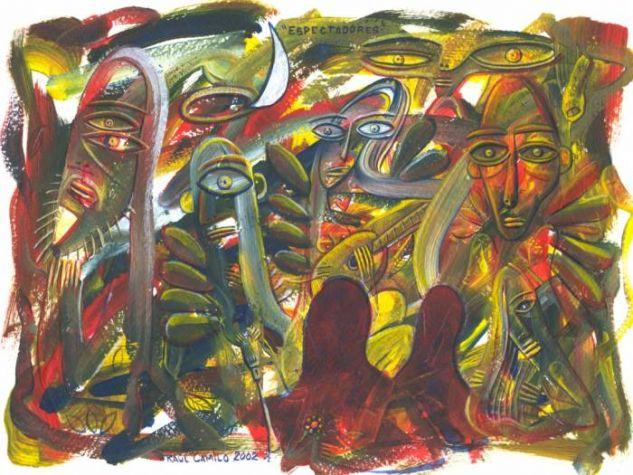 Obras de Raul Camilo de La vega Diaz