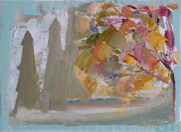 templo de color i (peq. formato. serie)